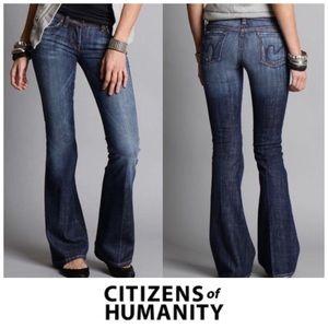 CoH Ingrid Stretch Low Waist Flare Jeans 👖